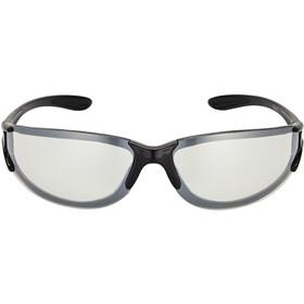 XLC La Gomera SG-C04 Sonnenbrille schwarz glanz/klar